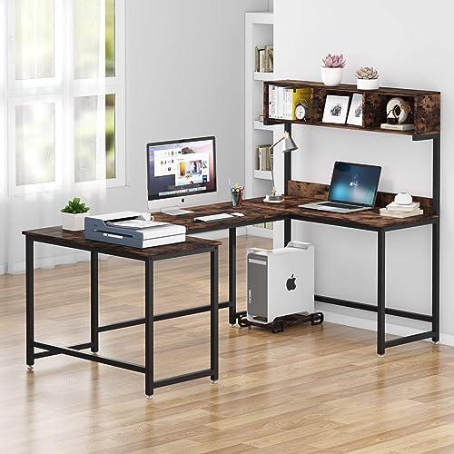 Tribesigns U Home Office Desk