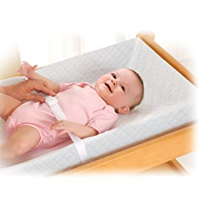 Best Travel Diaper Changing Pad - Summer Infant 4-sided Changing Pad