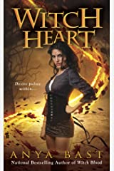 Witch Heart (Elemental Witches Quartet Book 3) Kindle Edition