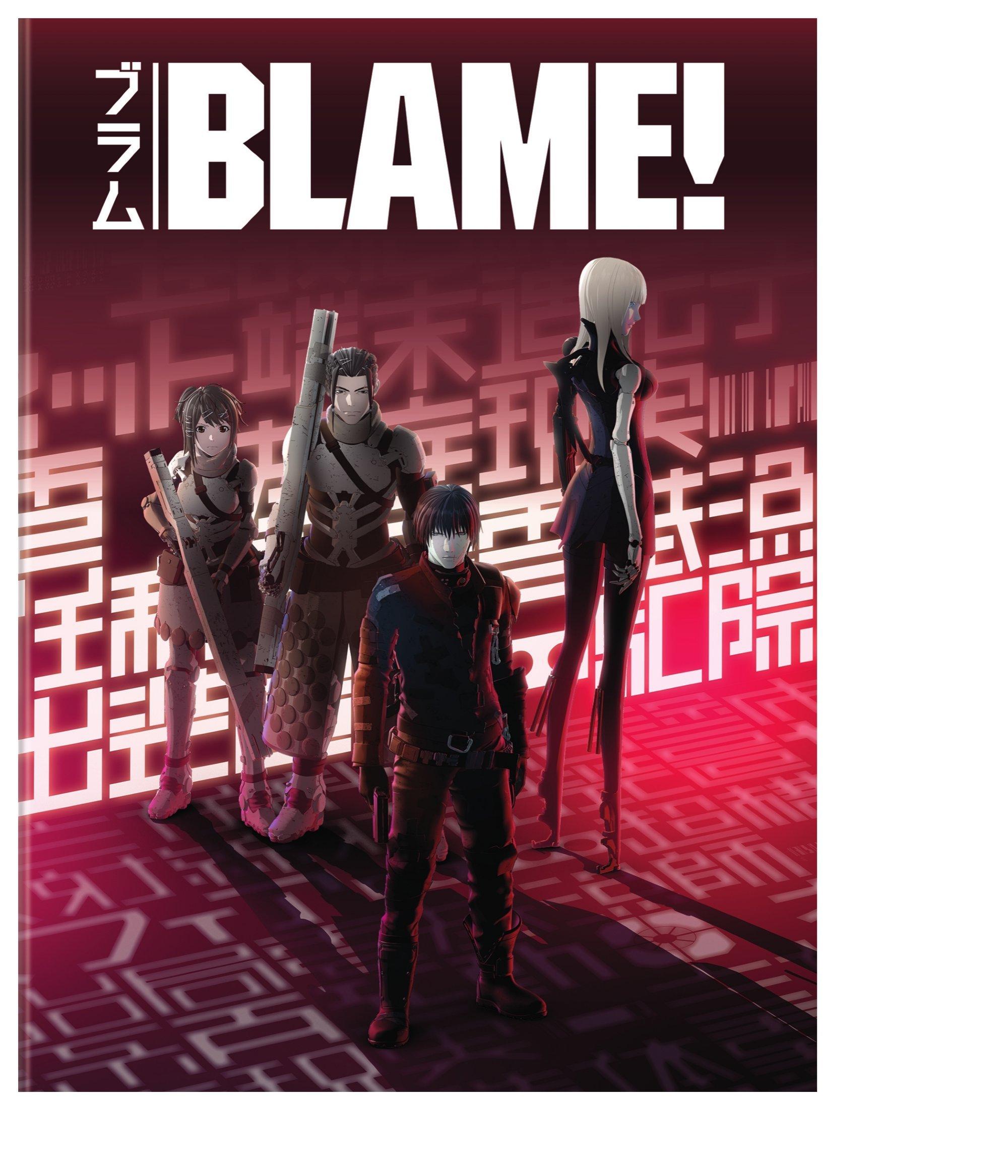 DVD : Blame (Amaray Case)