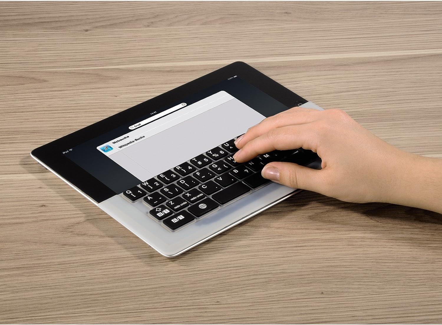 Cojín de Teclado de Silicona para el iPad de Apple, la ...