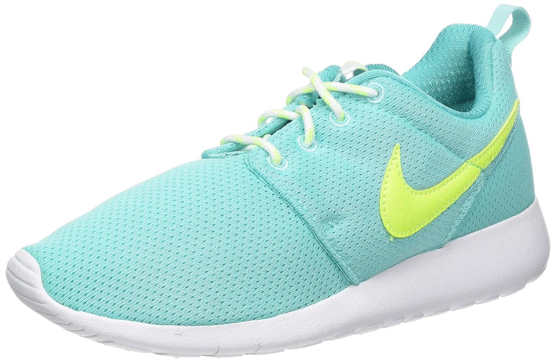 Turquoise (Turquoise 599729-302) Nike Roshe One (GS), (GS), Chaussures de Course Femme  vente en ligne