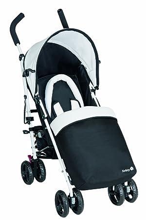 Safety 1st - Carrito negro negro y blanco: Amazon.es: Bebé