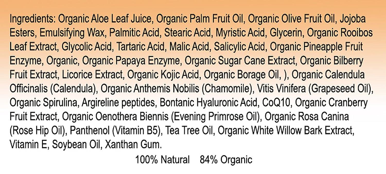 Amazon.com: micro-dermabrasion-20% Papaya Enzima de piña ...