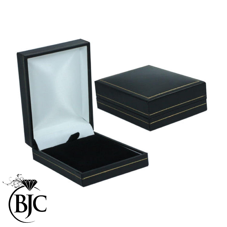 BJC® Solid 9ct White Gold Pendant Chain / Necklace 20 Inches Long 50cm 1.0grams 2QZ9q2s07k