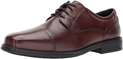 Bostonian Men's Wenham Cap Oxford, Brown, ...