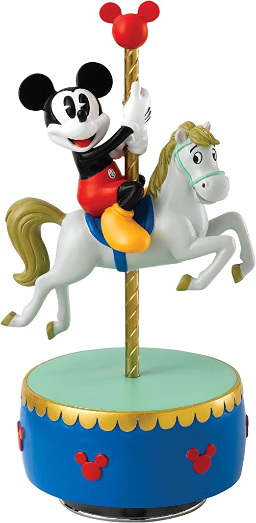 Enesco Enchanting Disney Figurita Mickey Mouse, Caja De Música ...