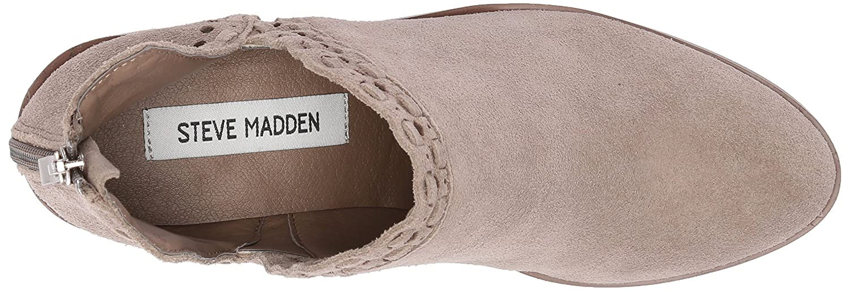 Steve B075N8CN8R Madden Women's Java Ankle Boot B075N8CN8R Steve 10 B(M) US|Taupe Suede ec9dff