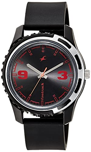 09fd4635134c Buy Fastrack Casual Analog Black Dial Men s Watch -NJ3114PP03C Online at Low  Prices in India - Amazon.in