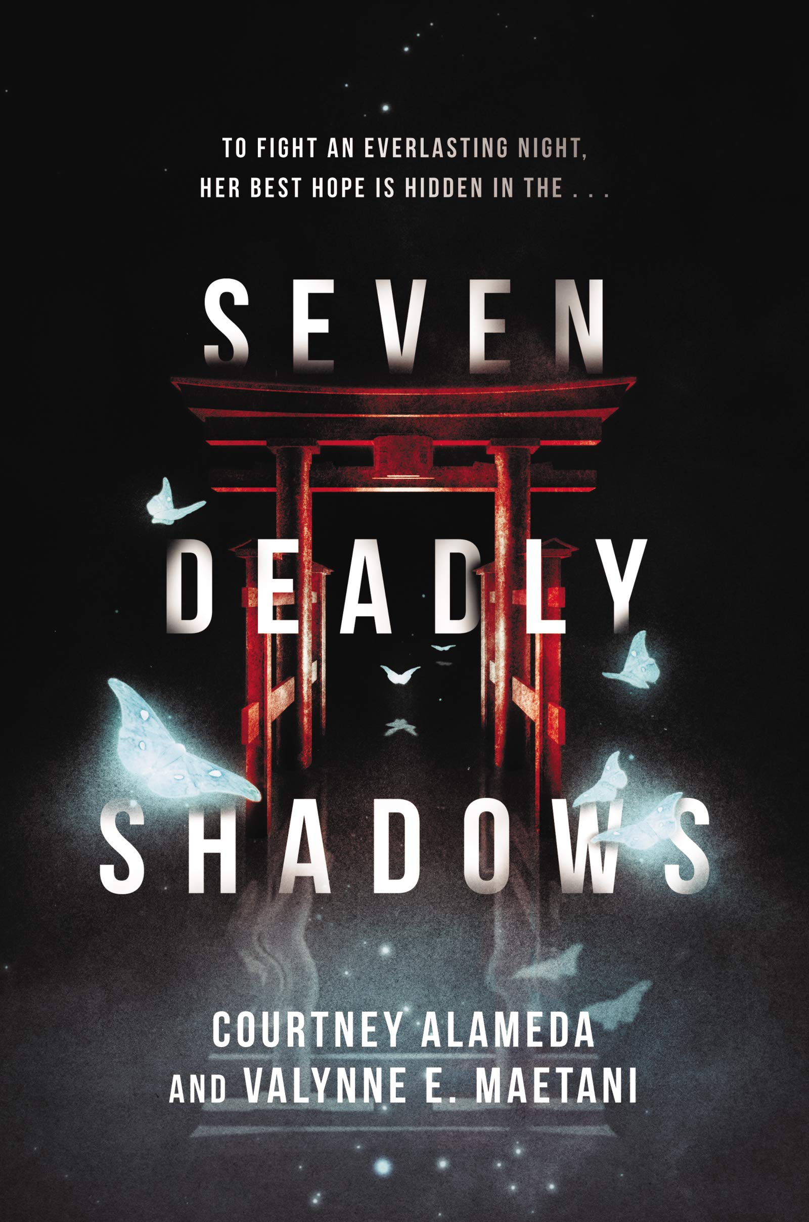 Image result for seven deadly shadows