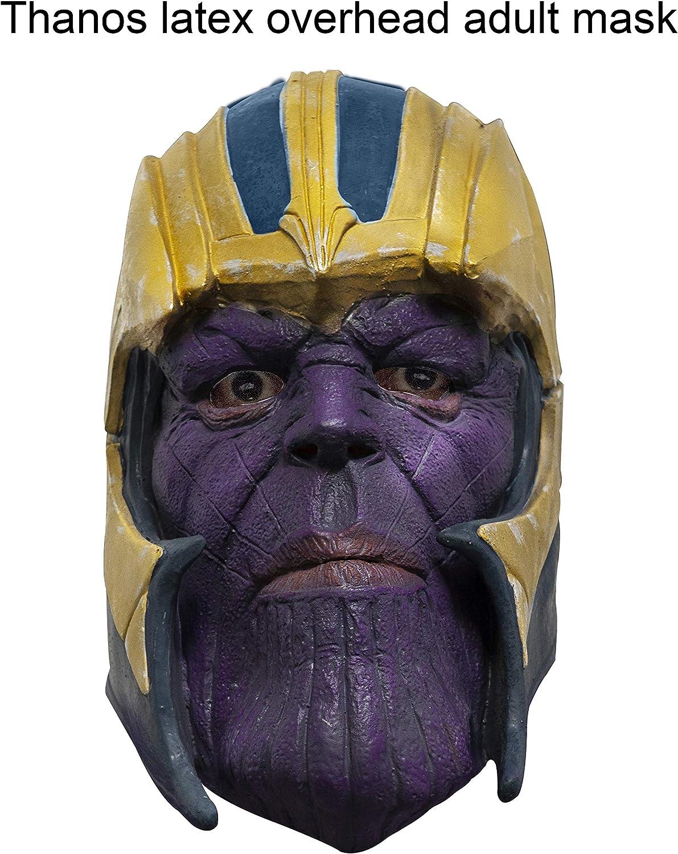 Fast Captain America Mask Full Deluxe Adult Licensed Marvel Avengers Latex