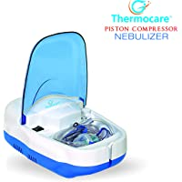 Thermocare Piston Compressure Nebulizer with complete kit neb
