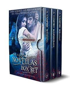 The Fateful Vampire Novellas : Box Set (Books 7, 8, & 9)