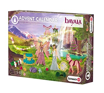 Schleich Weihnachtskalender.Schleich 97050 Bayala Advent Calendar Amazon Ca Toys Games