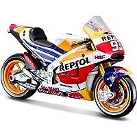 Maisto Marc Márquez Moto Honda repsol 1:18, Multicolor