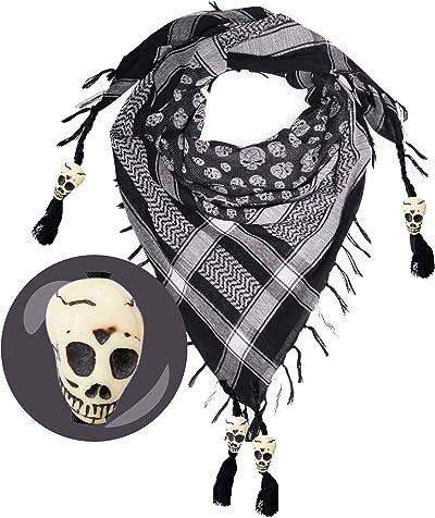 foulard tête de mort 2