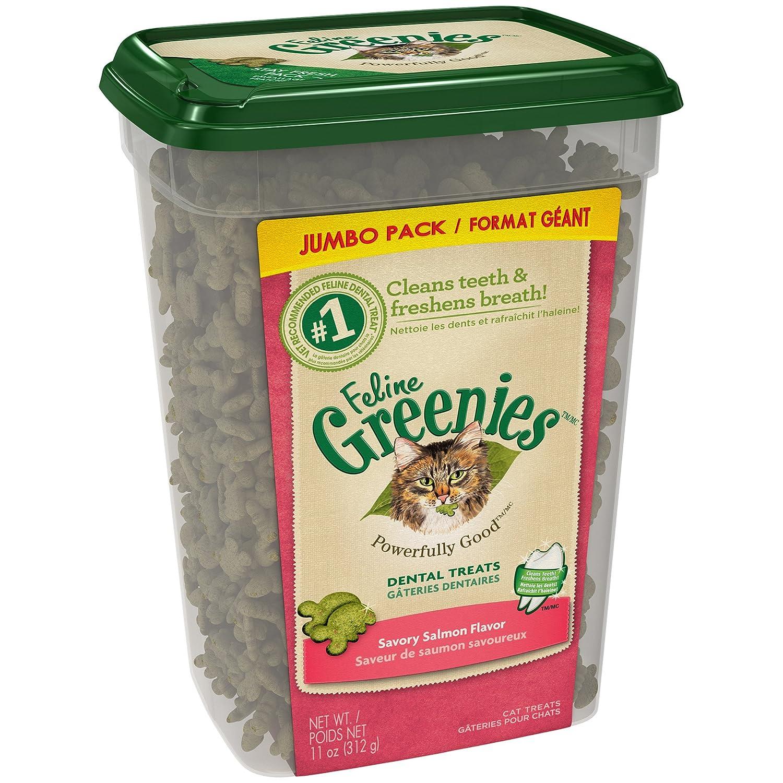 Greenies Dental Treats for Cats 10154617