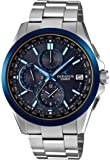 [カシオ]CASIO 腕時計 オシアナス クラッシクライン ブラックマーブル 電波ソーラー OCW-T2600G-1AJF メンズ