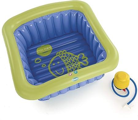 Universal, adaptable al plato de ducha,Medidas: 60x60cm,Incluye un inflador,Fácil de vaciar,Dispone