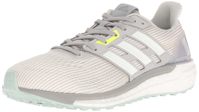 adidas Women's Supernova W Running Shoe B01H68S32A 6.5 B(M) US|Light Grey Heather/White/Medium Grey Heather