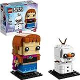 LEGO BrickHeadz Anna & Olaf Building Kit, Multicolor