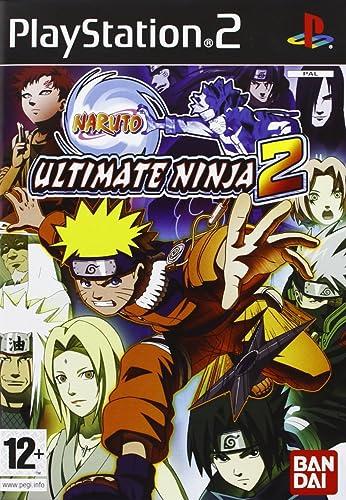 Amazon.com: Naruto : Ultimate Ninja 2 (PS2): Video Games