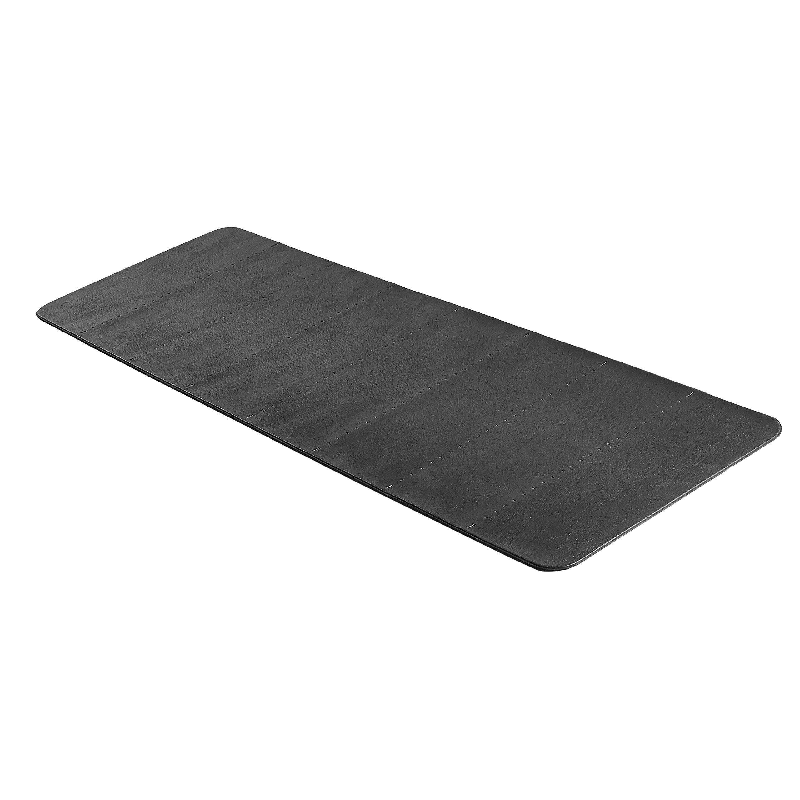 Amazon Basics Folding Puzzle Exercise Gym Mat, Black