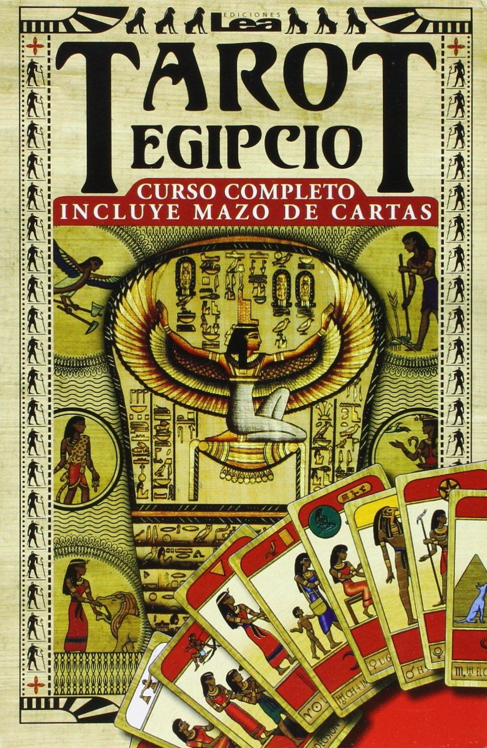Download Tarot egipcio en caja: Curso completo con mazo de cartas (Spanish Edition) PDF