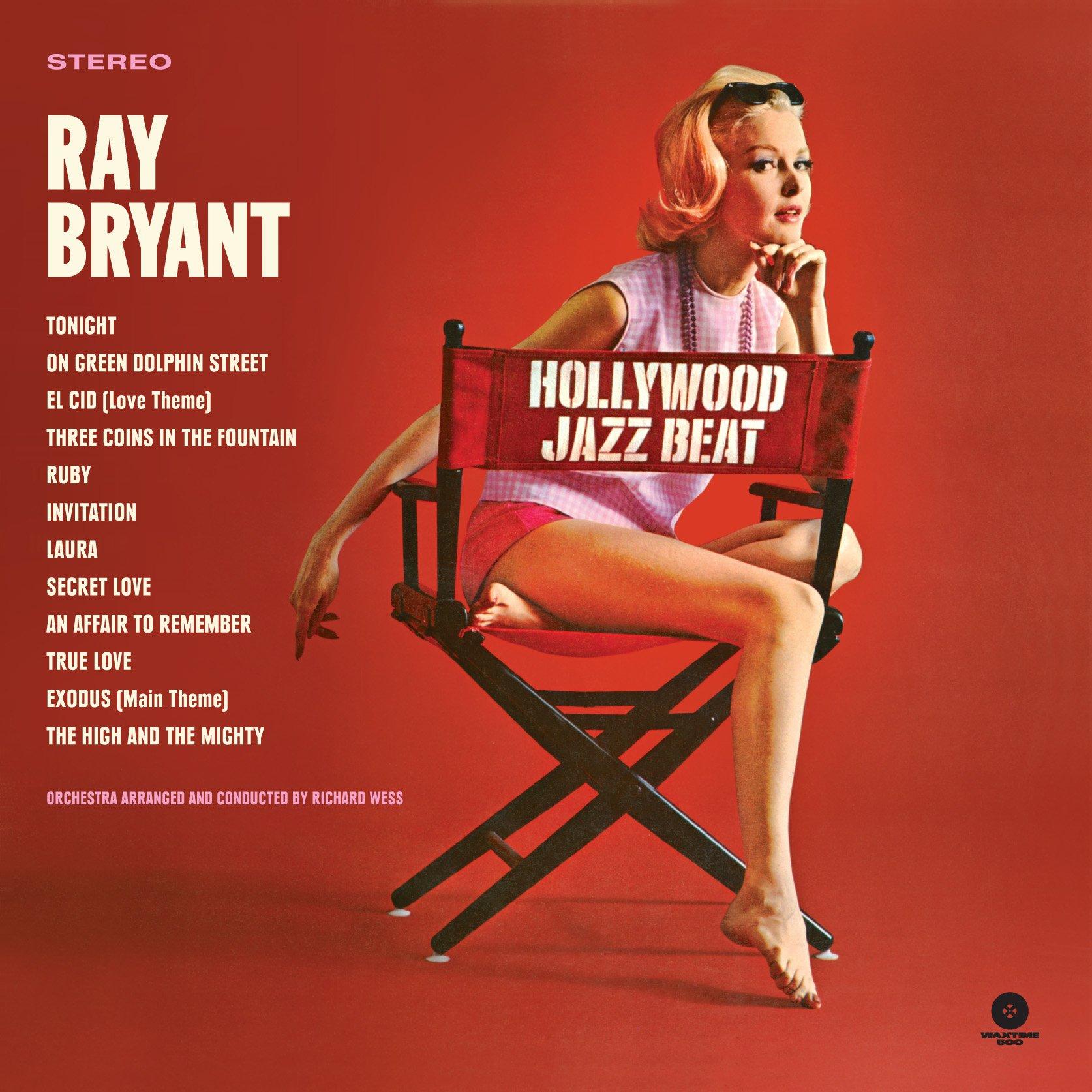 Vinilo : Ray Bryant - Hollywood Jazz Beat (Limited Edition, 180 Gram Vinyl, Collector's Edition, Virgin Vinyl, Remastered)