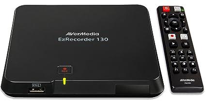 Review AVerMedia EzRecorder, HD Video Capture High Definition HDMI Recorder, PVR, DVR, Schedule Recording, 32GB Flash Drive Incl (ER130)