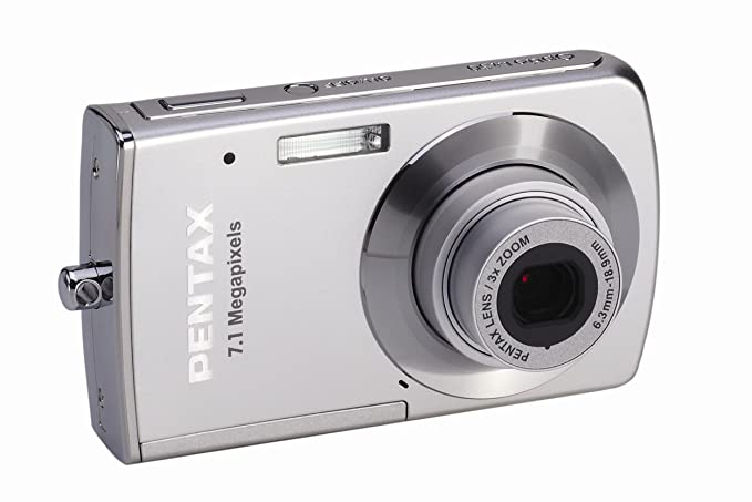 amazon com pentax optio m30 7 1mp digital camera with 3x optical rh amazon com Pentax Optio Software Optio Pentax Swivel