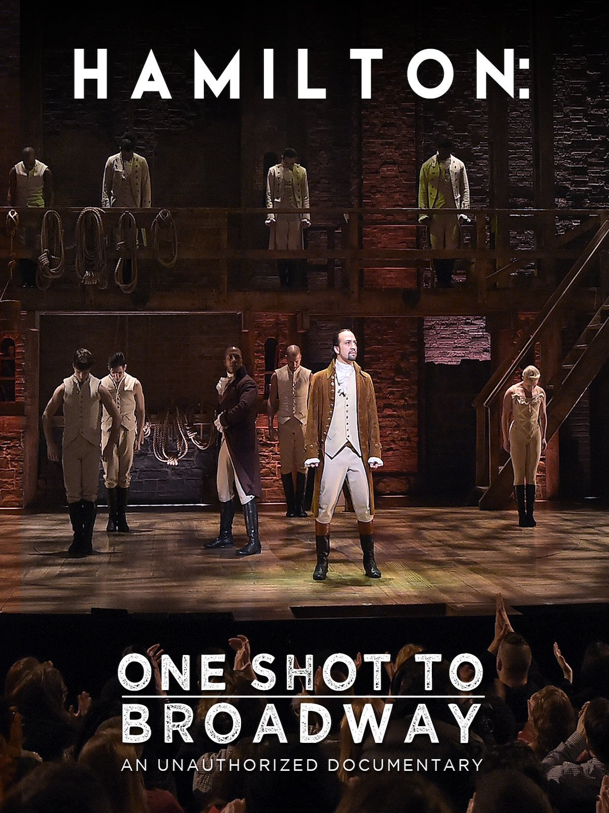 Amazon com: Watch Hamilton: One Shot to Broadway | Prime Video