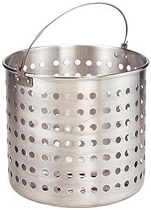 Crestware 50-Quart Steamer Basket