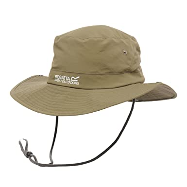abeb5ffb Regatta Great Outdoors Unisex Adventure Tech Summer Sun Hiking Hat (One  Size) (Grape Leaf): Amazon.co.uk: Clothing