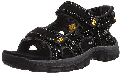 dafe2d2e25c8 Caterpillar Mens Giles Synthetic Sandals  Amazon.ca  Shoes   Handbags