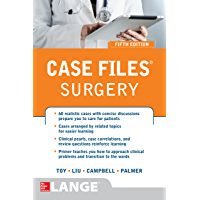 Case Files® Surgery, Fifth Edition (English Edition)