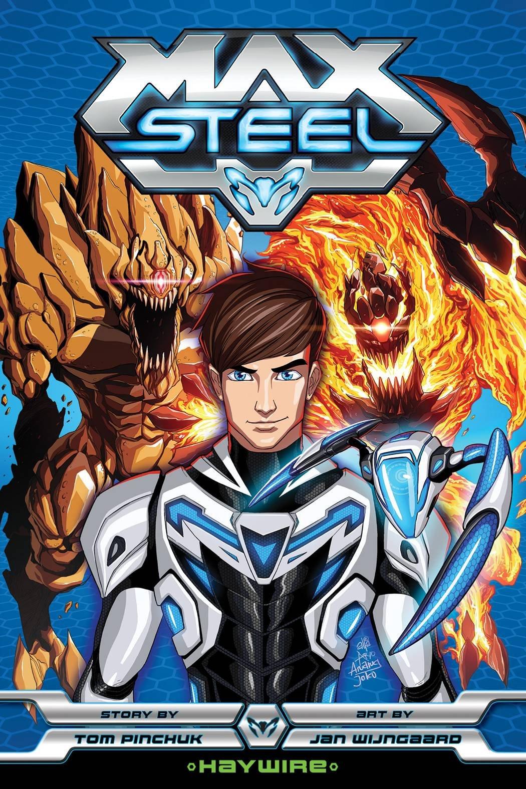 Max Steel: Haywire