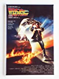 Back to the Future Movie Poster Fridge Magnet (2 x 3 inches)