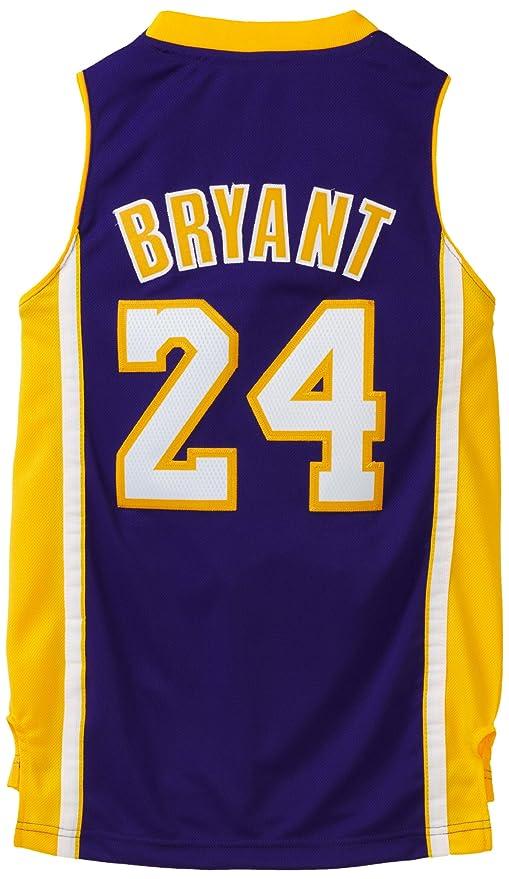 ... clearance the name amazon nba los angeles lakers kobe bryant swingman  road jersey youth sports fan ... f77b691c9