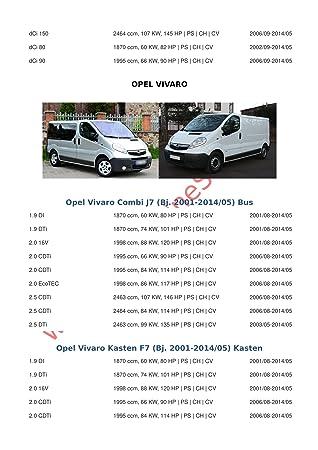 E-SATZ 13polig FAHRZEUGSPEZIFISCH Für Nissan PRIMASTAR 2006-2014 AHK starr