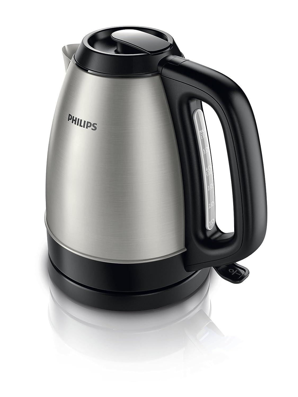 Philips HD9320/20 - Hervidor de agua, 1,7 litros, 2200 W, filtro antical, sistema de seguridad de cuatro niveles: Amazon.es: Hogar