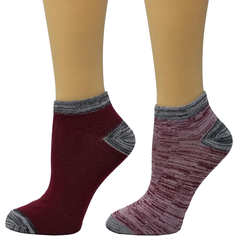 16 Pair Debra Weitzner Womens Low-Cut Ankle Socks No-Show Colorful Pattern Fun Socks