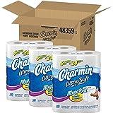 Charmin Ultra Soft, Mega Rolls, 6 Count Packs (Pack of 3) 18 Total Rolls