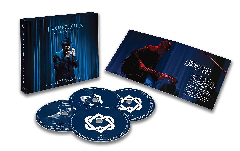 Torrent leonard cohen live in dublin (blu-ray, 2014) descargar.