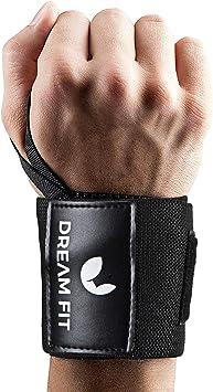 Dream FIt Polsiere Palestra 2a Generazione per Bodybuilding