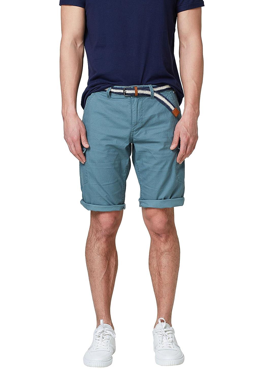 TALLA W34 (Talla del fabricante: 34). edc by Esprit Pantalones Cortos para Hombre