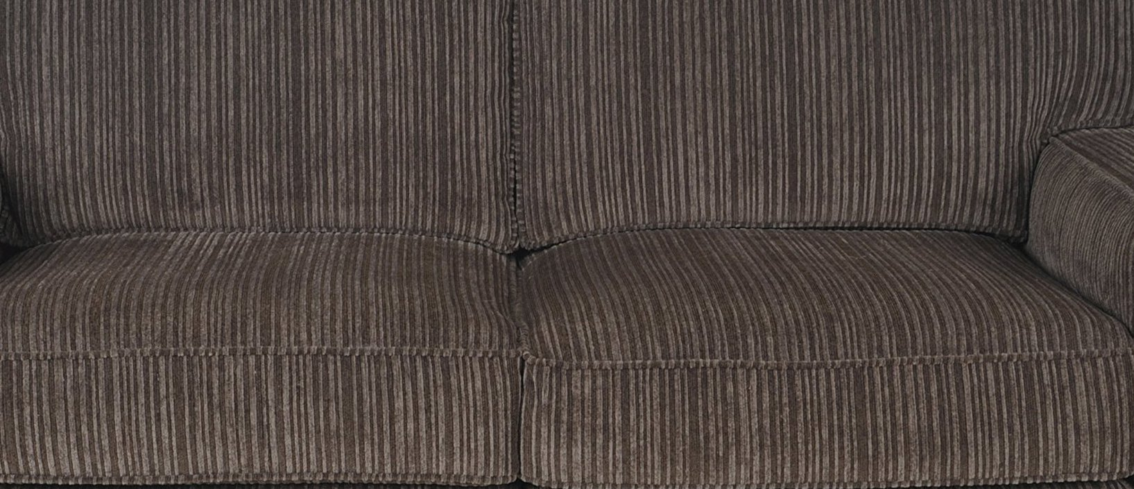 Serta RTA Palisades Collection 61'' Loveseat in Riverfront Brown by Serta (Image #12)