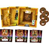 Queen Games 46095 - Escape Mini Erweiterung 5: Questkammern