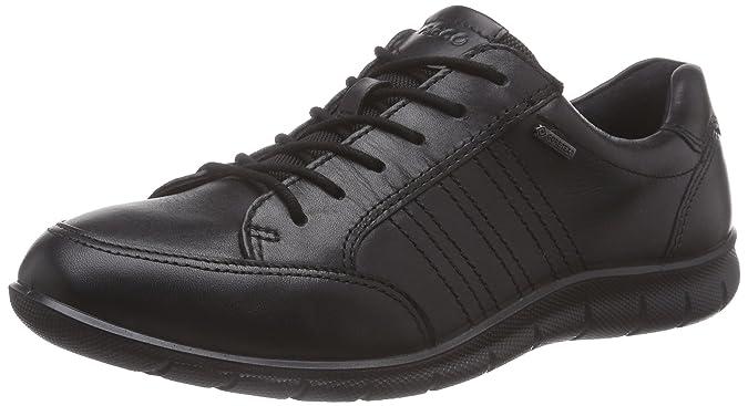Ecco Fara, Zapatos de Cordones Derby para Mujer, Negro (BLACK1001), 36 EU Ecco