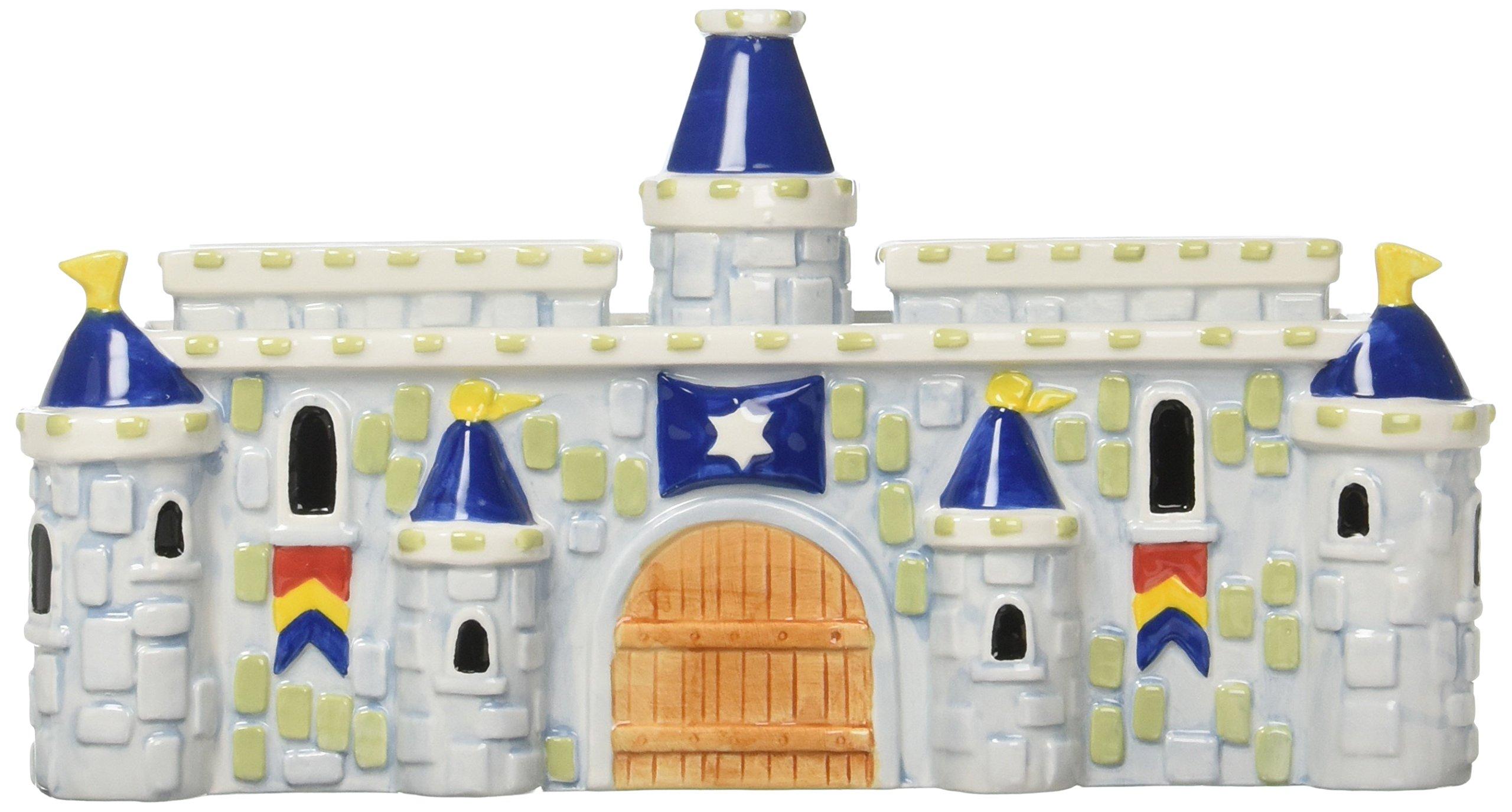 Gift Mark Themed Menorah, Castle